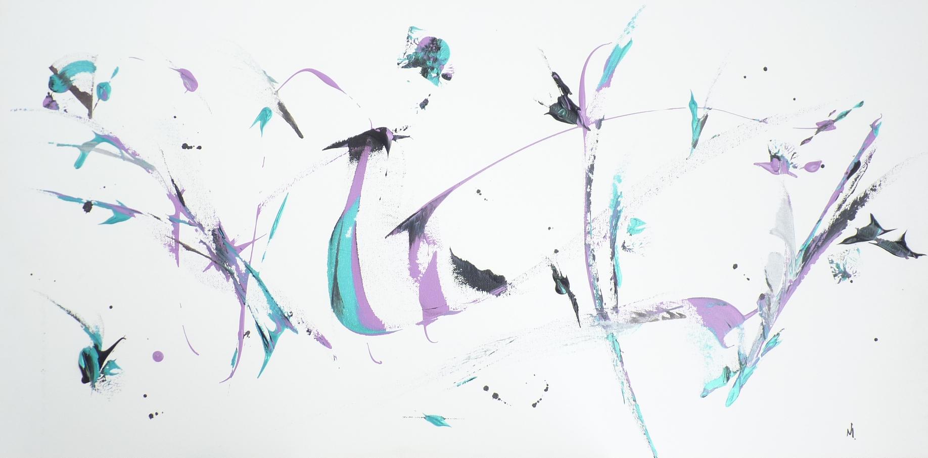 Peinture sur toile (TO-01)